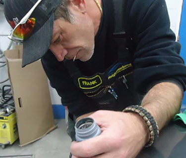 Frank Lyons - Automotive Detailer