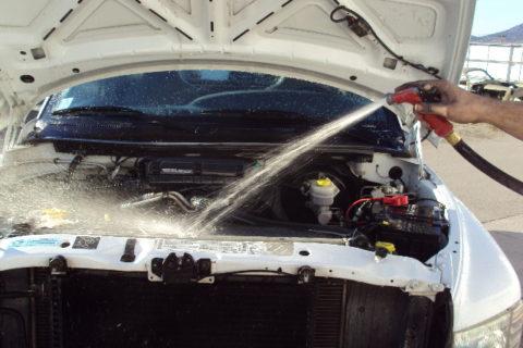 Engine detailing step 5
