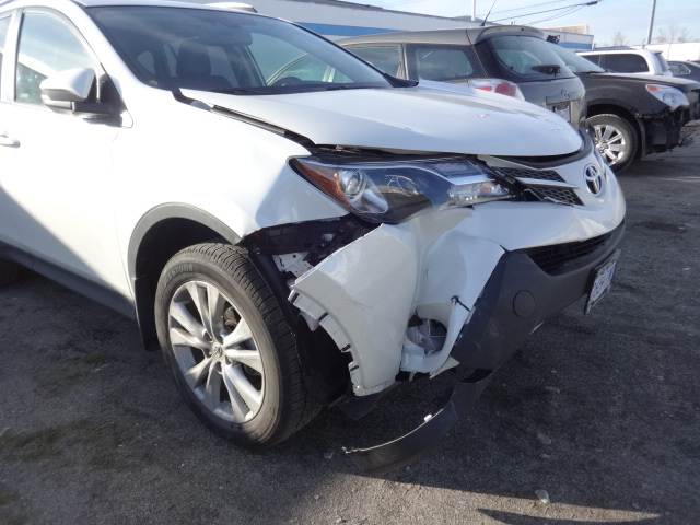 Rav 4 fender bender repair